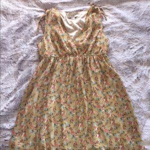 XXI Floral Print Dress